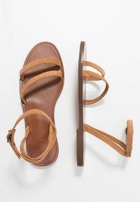 Zign - Sandales - camel - 3
