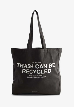 ISIDORAMBG - Shopping bags - black/white