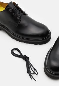 PS Paul Smith - GRAY - Oksfordki - black - 5