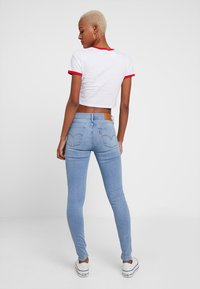 Levi's® - 710 INNOVATION SUPER SKINNY - Jeans Skinny Fit - globe trotter - 2