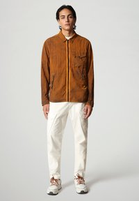 Napapijri - A-PEARL - Summer jacket - marmalade orange - 1