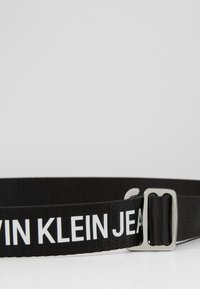Calvin Klein Jeans - OFFDUTY TAPE - Pásek - black - 2