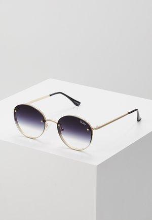 FARRAH - Sunglasses - gold-coloured/fade