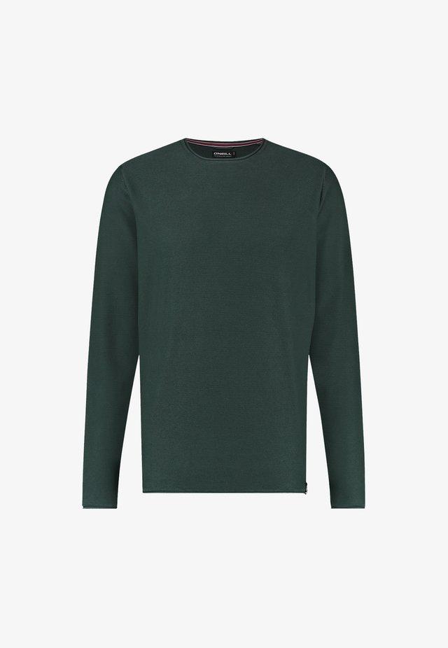 L/SLV COOPER CREW NECK - Sweatshirt - panderosa pine