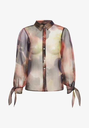 CELINAKB  - Button-down blouse - water floral