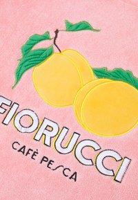 Fiorucci - LA PESCA TOWELLING TOTE BAG UNISEX - Tote bag - pink - 4