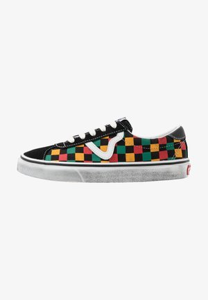 SPORT - Trainers - black/multicolor
