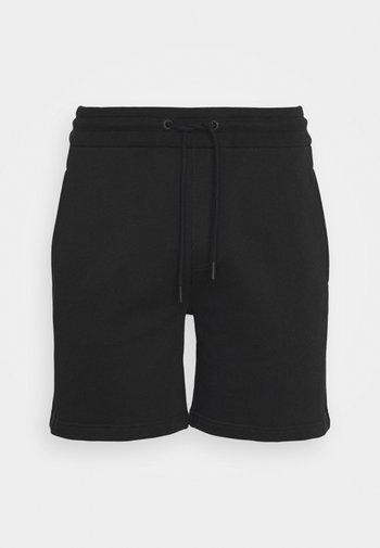 LOGO - Spodnie treningowe - black