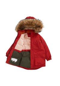 Töastie - NORTH STAR PARKA - Winter coat - red - 2