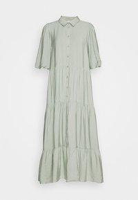 KIRITAGZ DRESS - Vestido camisero - pale green