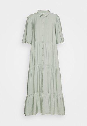 KIRITAGZ DRESS - Shirt dress - pale green