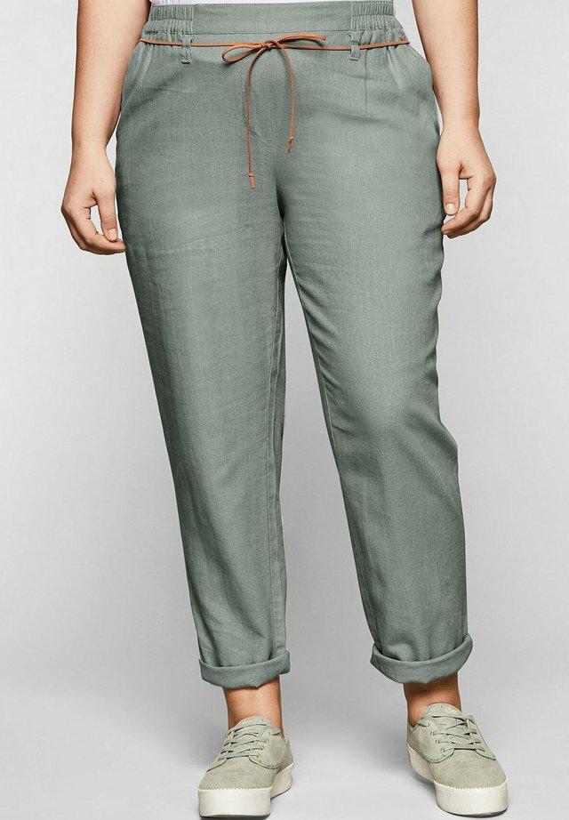 Pantaloni - eukalyptus