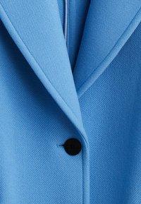 Massimo Dutti - Short coat - blue - 7