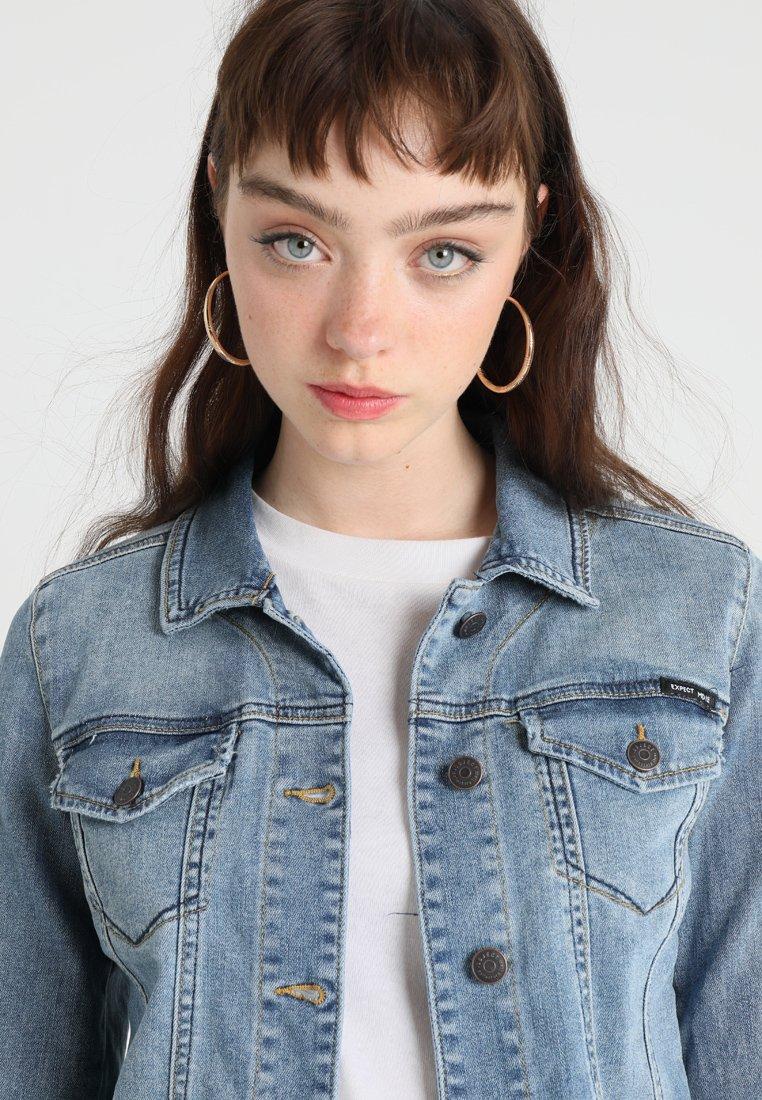 Object OBJWIN NEW HER JACKET Jeansjakke medium blue