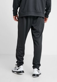 Nike Performance - M NK RIVALRY TRACKSUIT - Träningsset - anthracite/white - 4