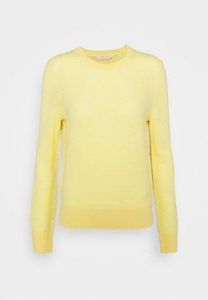 BLEND - Svetr - jasmine yellow