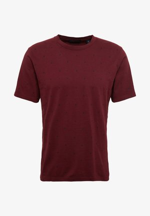 CLASSIC CREWNECK TEE - T-shirt med print - combo