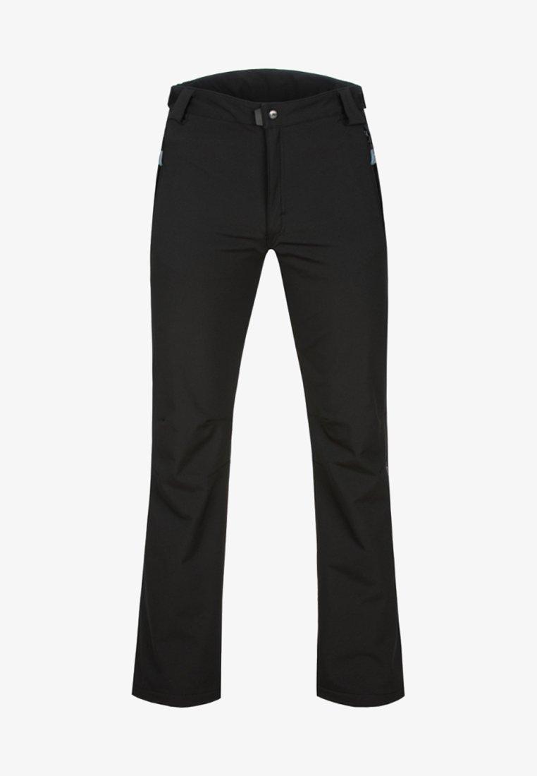 CMP - Outdoorové kalhoty - black