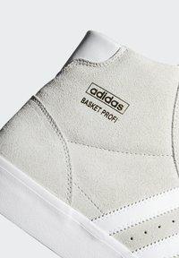 adidas Originals - BASKET PROFI SCHUH - High-top trainers - white - 7