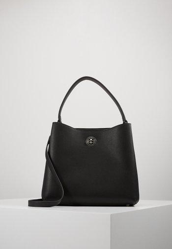 FILIPPA - Bolso de mano - schwarz