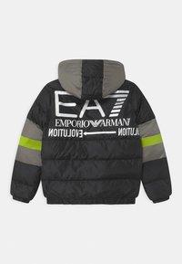 Emporio Armani - GIUBBOTTO - Winter jacket - black - 1