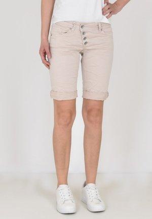 MALIBU STRETCH TWILL - Shorts - sand dollar