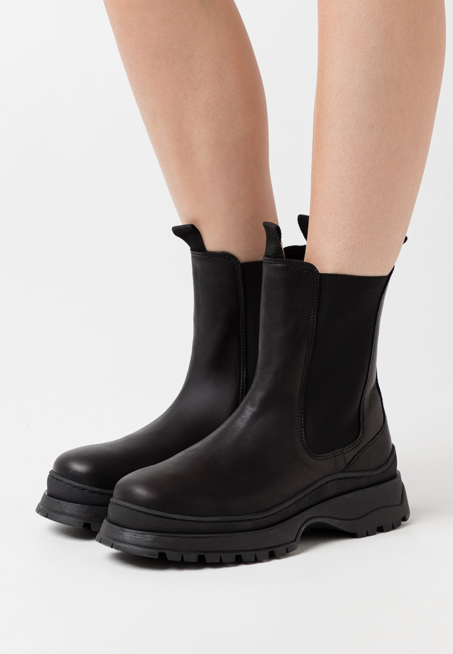 Women SLFLUCY - Platform ankle boots