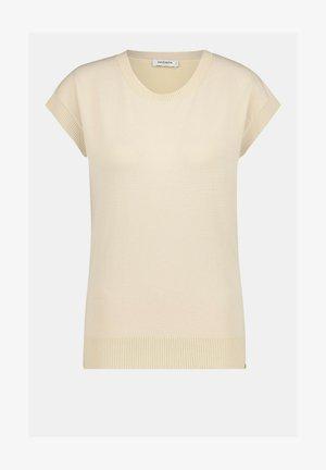 SPENCER - T-shirt basic - sand