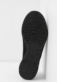 Skechers - SEAGER - Sneakers laag - black - 6