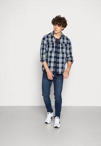 Denim Project - Jeans slim fit - dark blue - 1