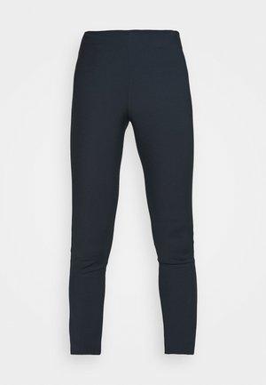 GRACE NARROW PANTS - Tracksuit bottoms - blue shadow