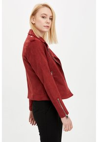 DeFacto - Light jacket - bordeaux - 3