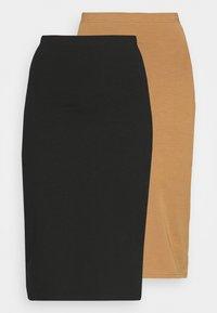 black/brown
