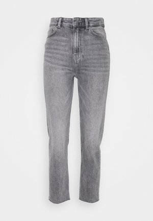 ONLEMILY LIFE - Straight leg jeans - grey denim