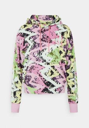 HEATWAVE  - Bluza z kapturem - arctic pink