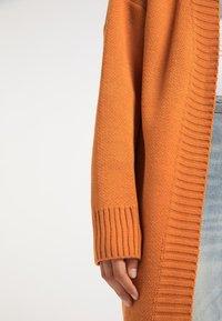 myMo - Cardigan - orange - 3