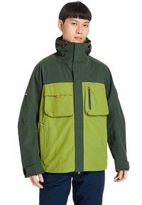Timberland - Waterproof jacket - duffel bag calla green - 0