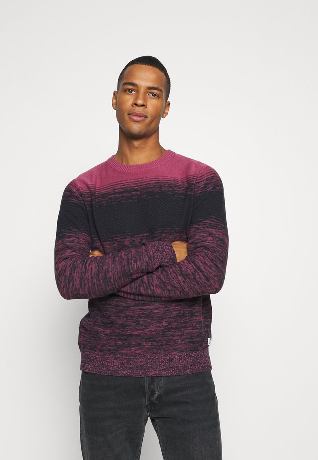JJSHAPE CREW NECK - Jumper - hawthorn rose