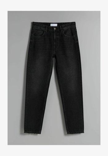 STRAIGHT VINTAGE - Jeans baggy - black