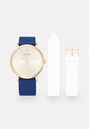EXCLUSIVE SUPERNOVA BOX SET UNISEX - Reloj - blue/white