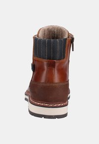 Bullboxer - Kotníkové boty - tan/cognac - 3