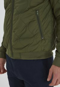 Solid - Giubbotto Bomber - ivy green - 3
