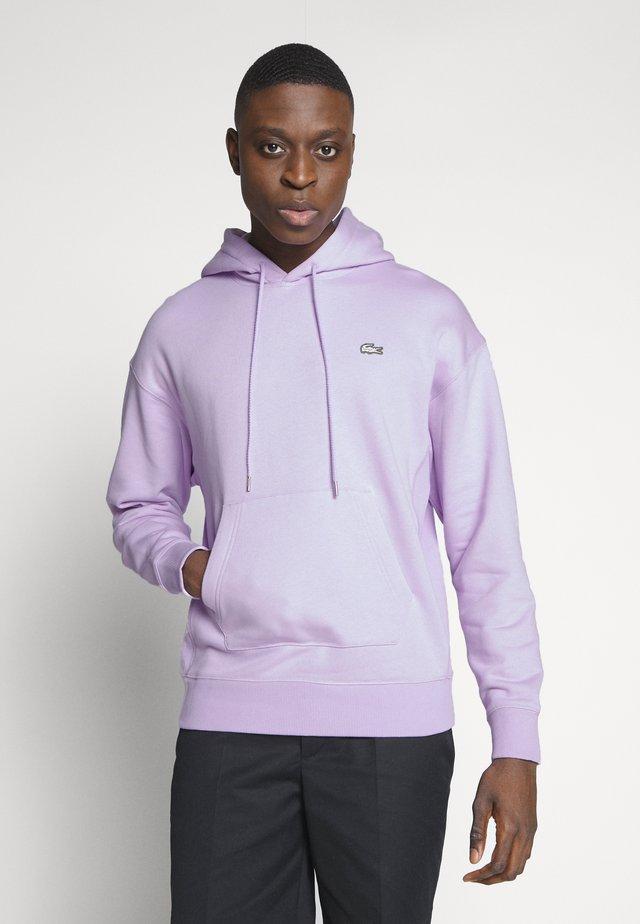 SH8134-00 - Bluza z kapturem - provence purple