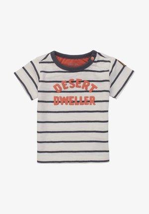 TOGOVILLE - T-shirt print - white sand