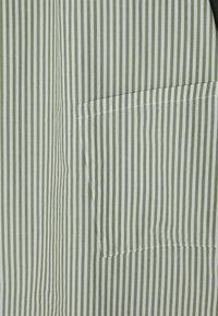 ARKET - DRESS - Denní šaty - green/white - 2