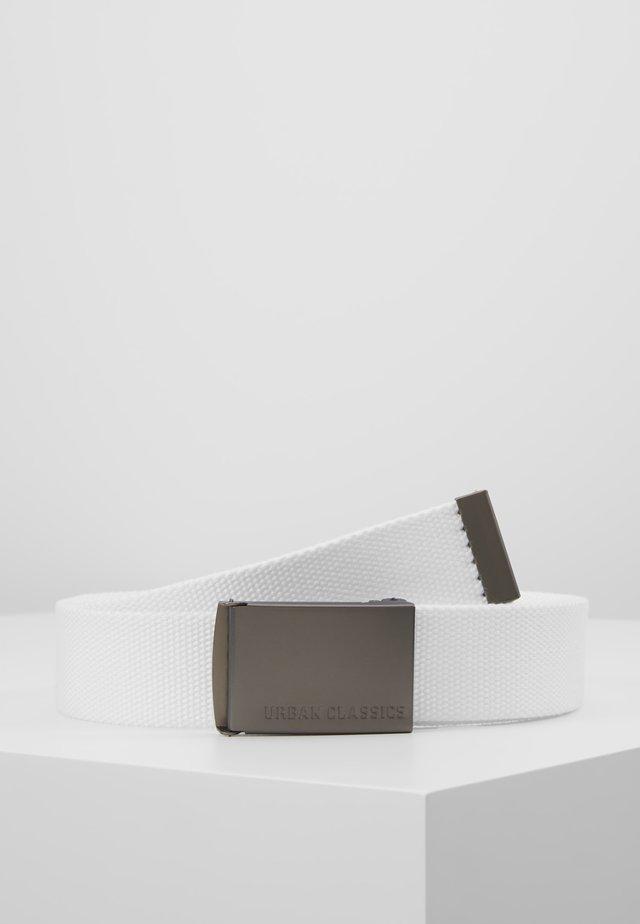 BELTS - Riem - white
