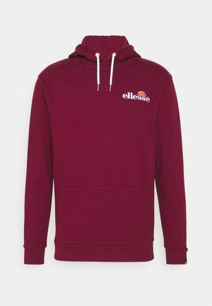 PRIMERO OH HOODY - Sweatshirt - burgundy