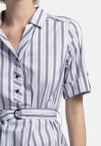 HELMIDGE - Shirt dress - weiss - 3