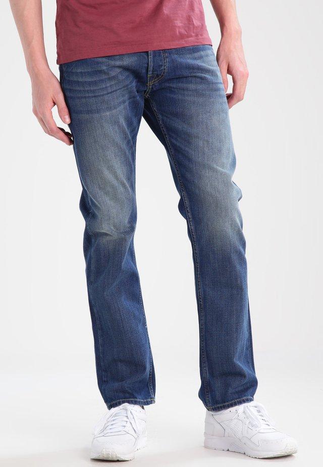 NEWBILL - Straight leg jeans - blau