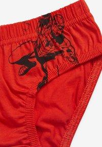 Next - SPIDER-MAN 5 PACK BRIEFS (1.5-8YRS) - Underwear set - black - 6